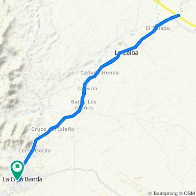 Easy ride in Otra Banda