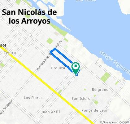 De Benítez 199, San Nicolás de Los Arroyos a Benítez 212, San Nicolás de Los Arroyos