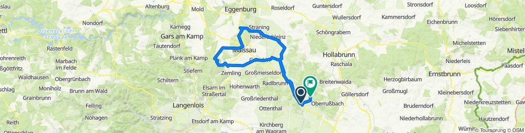 Manhartsberg  - Schmidatal
