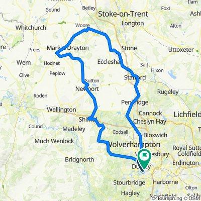 100 mile stafford way