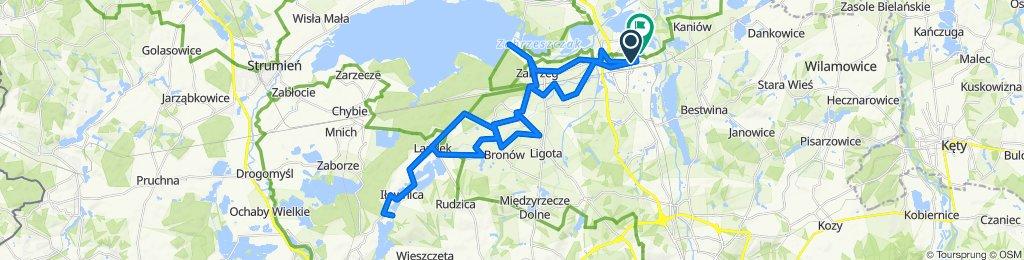 Czechowice-Iłownica-Czechowice