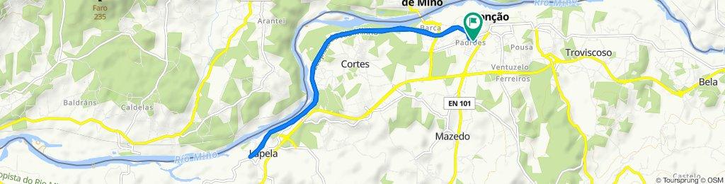 Ecopista Monção-Lapela