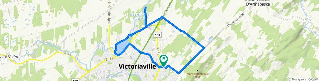 Itinéraire vers Rue Darois 29, Victoriaville