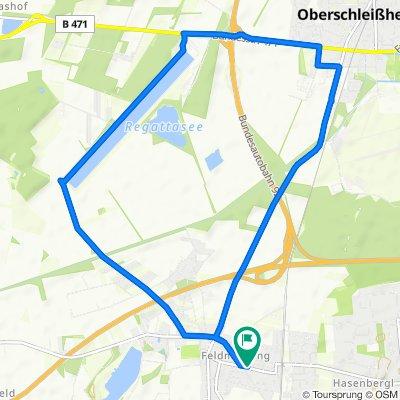 Feldmoching - Oberschleißheim - Regatta