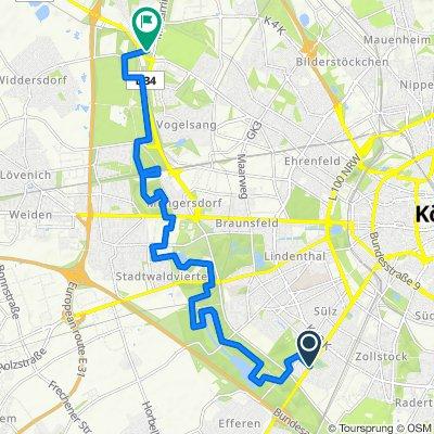 KEV Kölnpfad Etappe 02 Stand 201612