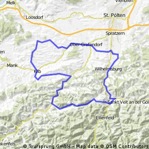 BPM - Traisner Alpenvorland Trainingsrunde