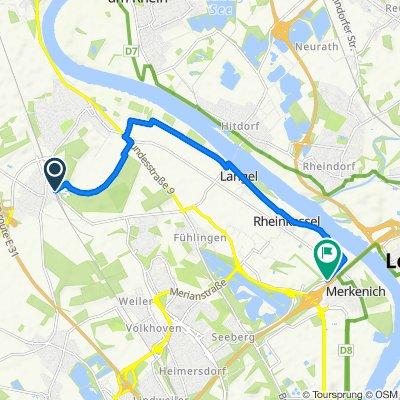 KEV Kölnpfad Etappe 04 Stand 201612