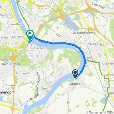 KEV Kölnpfad Etappe 11 Stand 201612