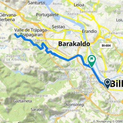 Basurto - Orconera - Basurto