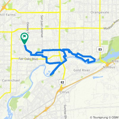 4691 Oak Twig Way, Carmichael to 4691 Oak Twig Way, Carmichael