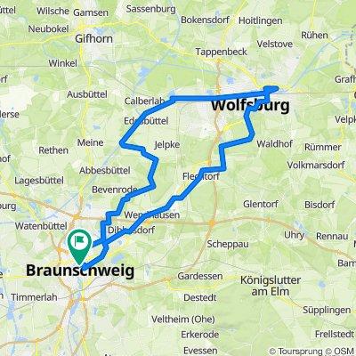 Rundtour BS Wolfsburg