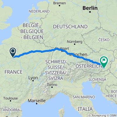 Route von ¿? Ê?