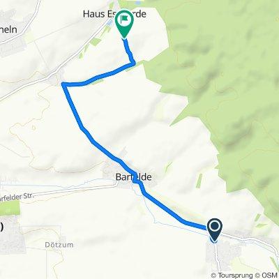 Route von ¿ˇ?¸?