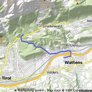 Wattens - Gnadenwald