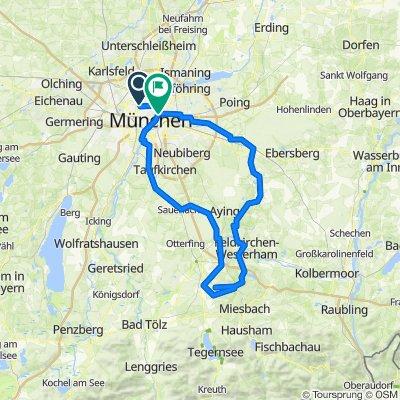 MUC -  Glonn - Taubenberg - MUC