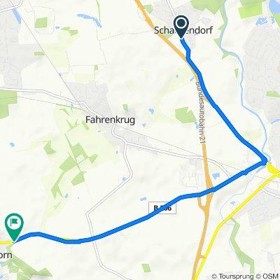 Schacki Route 1
