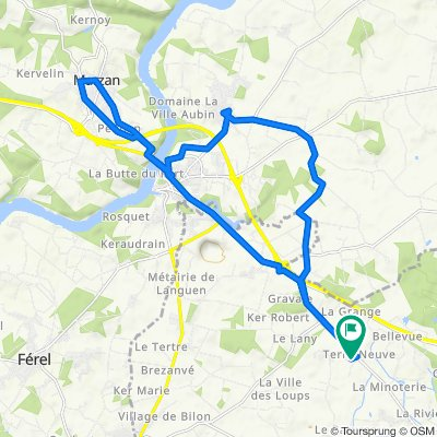 La Roche Bernard-Marzan-Nivillac
