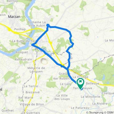 Nivillac-La Roche Bernard