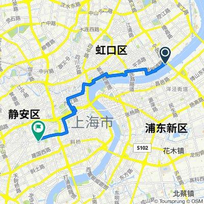 Shanghai Saturday ride part 4