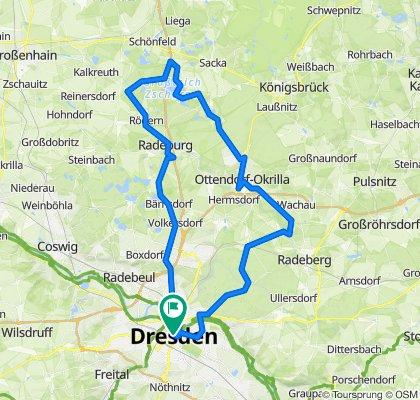 Radtourenfahrt 3 (RTF 3) aus 2017
