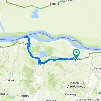 Easy ride in Aydemir