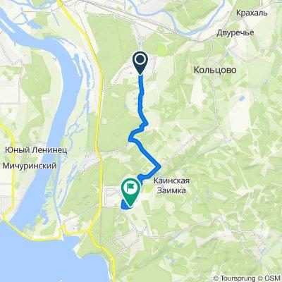 От улица Твардовского 22 корпус 6, Новосибирск до улица Кутателадзе 4, Новосибирск