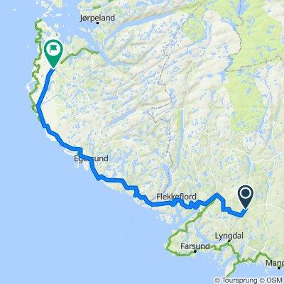 Kvåsveien 1441, Kvås to Rinda 41, Sandnes