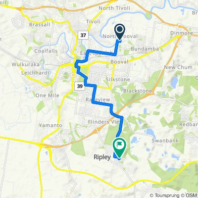 Easy ride in Ripley