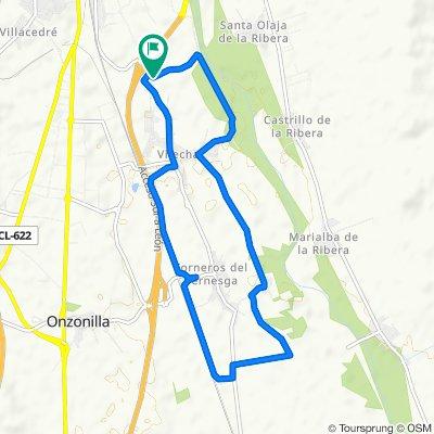 De LE-5518 1, Onzonilla a LE-5518 1, Onzonilla