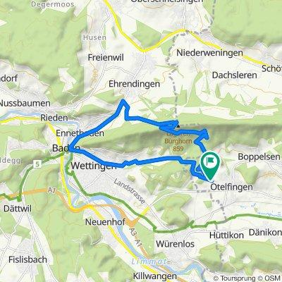 Bachslen-Burghorn-Gutweg