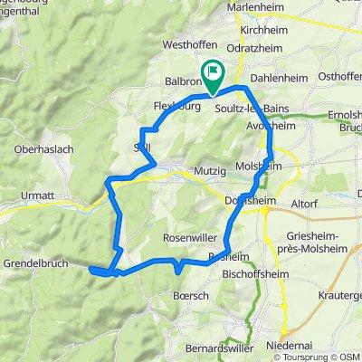 Bergbieten - Molkirch 40km