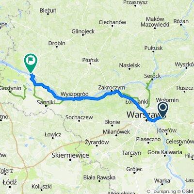 Warsaw - Plock