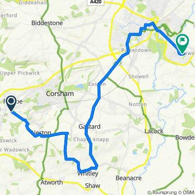 Pewsham, Corsham, Whitley