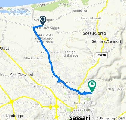 Sorso-Sassari