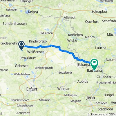 Route nach Ä#å€?
