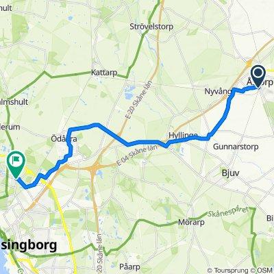 4 Åstorp - Helsingborg