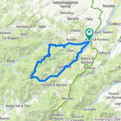 bdc 72 km 1300 mt