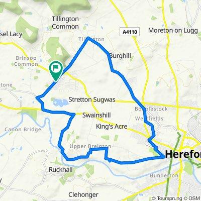 Breinton Loop