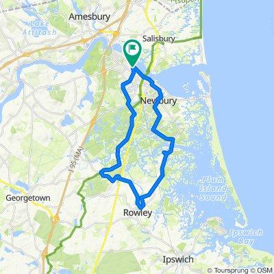NBPR- Bike Routes