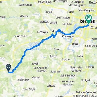 Vitesse supersonique en Rennes