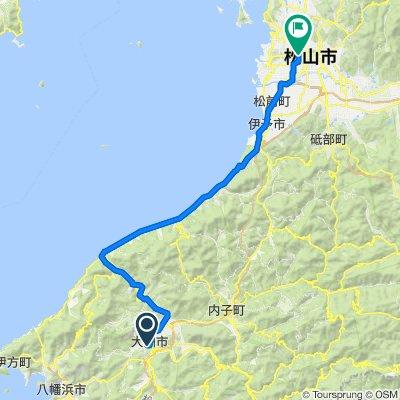 Ozu-Matsuyama