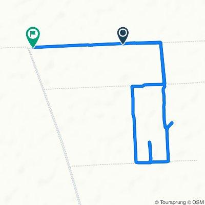 Restful route in