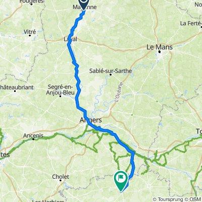 Mayenne Thouars