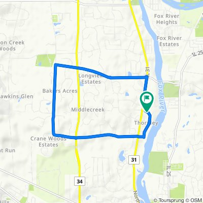 5.7 route