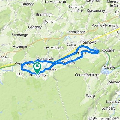 Mix Route - Voie verte