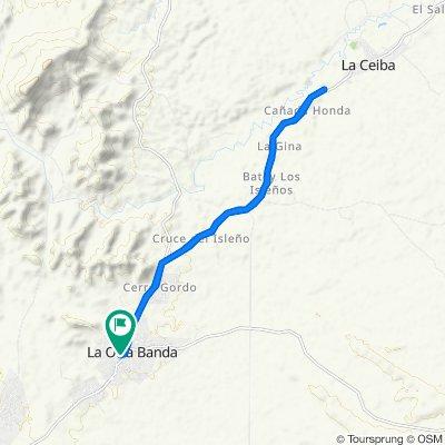 Slow ride in Otra Banda