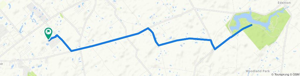 3003 Abby Way, Loveland to 3001 Abby Way, Loveland