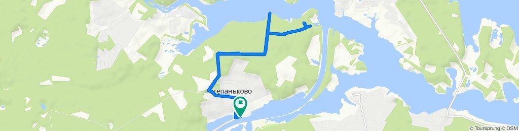 Легкий маршрут в Федоскинское