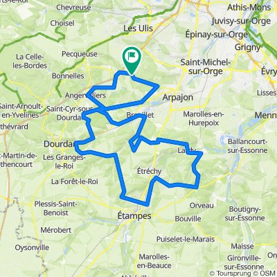 VS - Fontenay les Briis