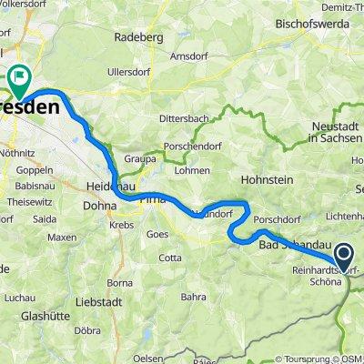Elbe-1 Schilka-Dresden